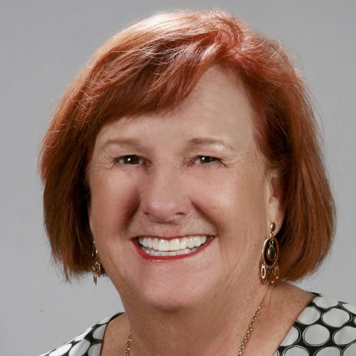 Vicki Campbell Smiling